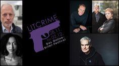 Online-Krimi-Festival LitCrime: Tag 2 - Thriller, Krimi, Psychothriller