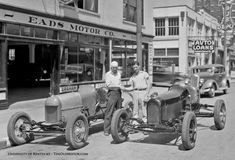 Auto Racing 1894 – 1942 | The Old Motor | Page 2