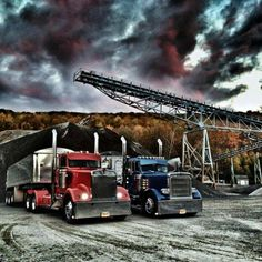 Kw & PT. Awesome rigs .