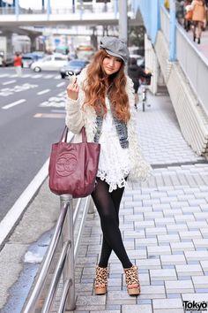 Tokyo Girls Collection street