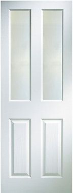 Buy internal doors at B&Q. Browse our extensive range of quality interiour doors in modern to more contemporary styles and finishes. Home delivery and Click & Collect available. Contemporary Style, White Interior Doors, Windows And Doors, Interior, White Interior, Diy Door, Internal Doors, Doors Interior, Paneling