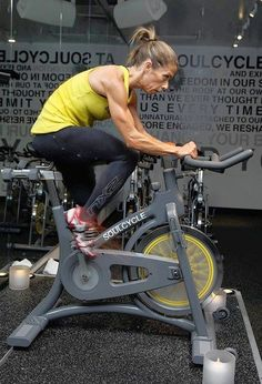 Soul Cycle: New spin on your workout (cycling move cheat sheet)