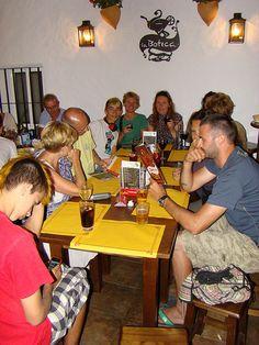 Estudiar español con Academia Andaluza: http://www.academia.andaluza.net/es/