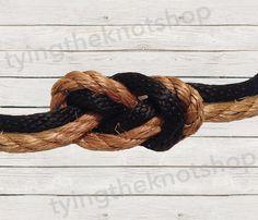 Tying the Knot Wedding Ceremony, Infinity Knot Kit, Nautical Wedding, Rustic, Alternative Wedding Ceremony, Wedding Rope, Patent Pending by TyingtheKnotShop on Etsy https://www.etsy.com/listing/188014586/tying-the-knot-wedding-ceremony-infinity