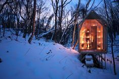 Fragile Shelter - Sapporo, Japan - 2011 - Hidemi Nishida Studio