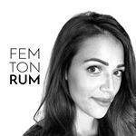 F E M T O N R U M (@15rum) • Instagram-bilder og -videoer