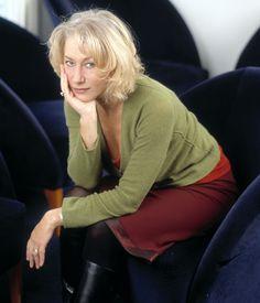 Helen Mirren.  Ever smoldering.