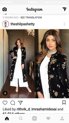 #pintrest@Dixna deol Indian Fashion Trends, Indian Designer Outfits, India Fashion, Designer Dresses, Pakistani Dresses, Indian Dresses, Indian Outfits, Indian Party Wear, Indian Wear