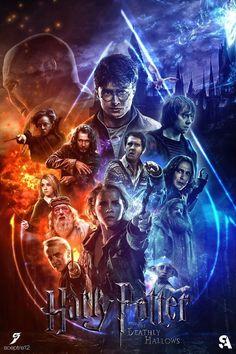 Harry Potter Animé, Harry Potter Movie Posters, Mundo Harry Potter, Harry Potter Artwork, Harry Potter Drawings, Harry Potter Tumblr, Harry Potter Pictures, Harry Potter Wallpaper, Harry Potter Characters