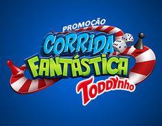Toddynho - Corrida Fanástica Bg Design, Design Show, Banner Design, 3d Typography, Lettering, Monogram Logo, Logo 3d, Restaurant Logo, Game Logo