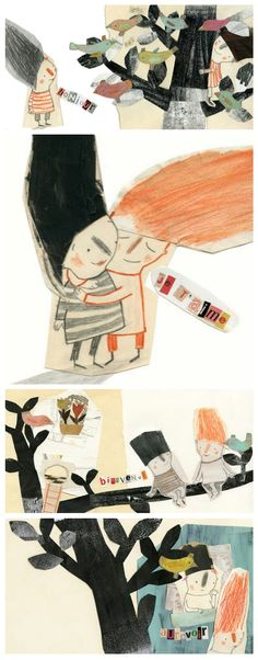 Manon Gauthier illustrations