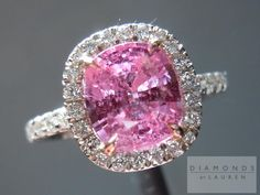 I love this ring!  It would be amazing in yellow or ruby