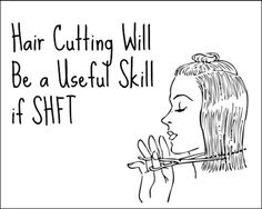 Remember to set aside some barber shears - it is not as difficult as you might think!