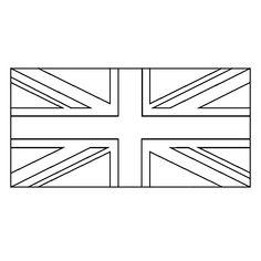 9 meilleures images du tableau drapeau anglais union - Drapeau anglais a colorier et a imprimer ...