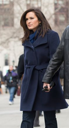 Law & Order: Special Victims Unit    Next week, we discover the identity of Olivia's mystery man.