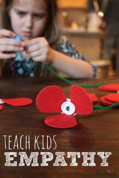 I have no idea where to even begin teaching my kids about empathy! This post has an excellent and easy solution. Fun activities and crafts for kids while teaching valuable skills. Teaching Empathy, Teaching Social Skills, Teaching Kids, Behavior Management Strategies, Behavior Interventions, Class Management, Youth Activities, Craft Activities For Kids, Crafts For Kids