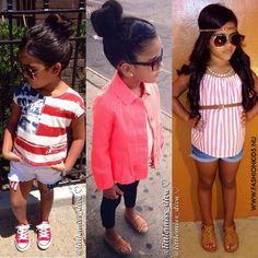 Chic kid outfits