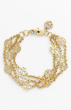 Tory Burch bracelet - sooooo pretty!