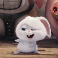 Twitter Cute Disney Wallpaper, Cute Cartoon Wallpapers, Animes Wallpapers, Cartoon Profile Pics, Cartoon Pics, Snowball Rabbit, Cute Disney Characters, Rabbit Wallpaper, Cute Bunny Cartoon