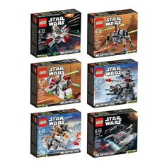 lego star wars microfighters - Google Search