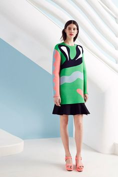Matisse's Cut-Outs: Issa London, resort 2015