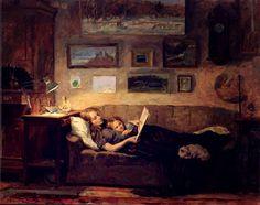 Reading and Art: Alexander Kopeyko