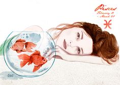 Pisces At Peace And On Pinterest