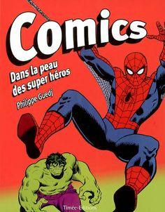 CDI - COLLEGE LEONARD DE VINCI - Comics : dans la peau des super héros. L'histoire des Comics et de leurs auteurs, au CDI