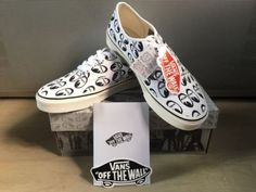 6c8f5fcf3f Details about VANS x Vincent Van Gogh Museum SUNFLOWERS Slip-On Old Skool  US Men s Size 3.5-12. eBay