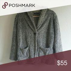 Tessi Fur Coat NWOT. No trades. Brandy Melville Jackets & Coats