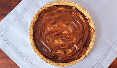 No-Bake Chocolate & Almond Tart: Have Your Cake and Eat It Too — The New Potato