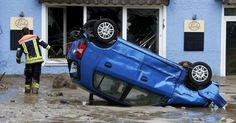 Inondations : Comment se faire rembourser par son assurance auto? Pour vos trajets ponctuels, pensez Speed Tempo