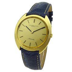 4d1681c5b0f Audemars Piguet Vintage Slimline 18k Gold Automatic - Parkers Jewellers