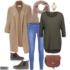 Pletený ležérny sveter – MODNYSVET