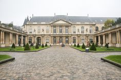 Musee des Archives Nationales, 60 Rue des Francs Bourgeois, Paris 3e