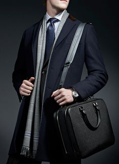 ♂ Men with style Winter Clothes Masculine & elegance