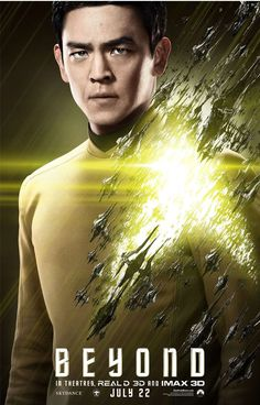 News - Check out the latest Star Trek Beyond character posters...