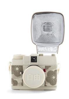Special Edition Diana Mini Camera in JIYU | Mod Retro Vintage Electronics | ModCloth.com - StyleSays