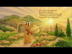 Wat een wonder: Jezus is opgestaan uit het graf. Hij leeft!