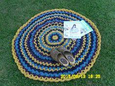 Stickus & Virkus: Mandala matta