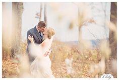 warm fall wedding at Thousand Oaks