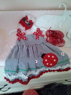 Lady Bug Birthday Party Ideas nontutu outfit
