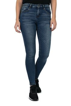 NEW Ladies Stretchy Black Fashion Embroidery Skinny Jeans Jeggings Leggings 8-16