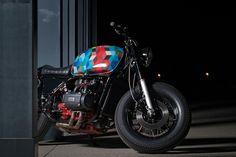 Honda Goldwing custom cafe racer