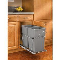 2018 Under Cabinet Garbage Bin - Best Kitchen Cabinet Ideas Check ...