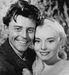 """Gérard Philipe & Suzanne Cloutier - """"Juliette ou la Clé des songes"""" - Marcel Carné (1950)"""