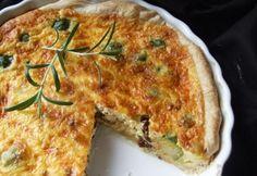 Quiche, Tart Recipes, Ricotta, Lemon, Breakfast, Food, Reception, Morning Coffee, Cake Recipes