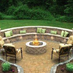 Backyard Relaxation