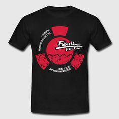 Fukushima Beach Resort (schwarzes CLASSIC-Shirt) - Männer T-Shirt
