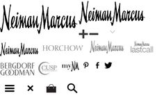 Fashion's premier designers, plus beauty's best brands